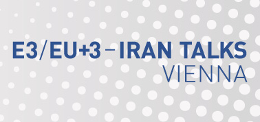 EU EU+3 IRAN Talks Vienna