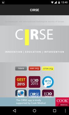 CIRSE App