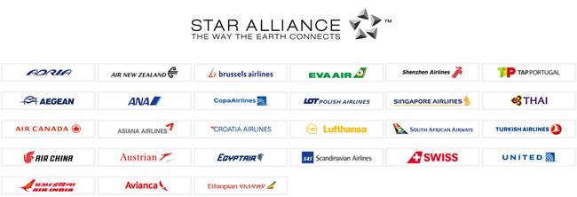 star-alliance-members